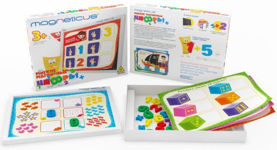 Мягкий пазл Magneticus NUМ-002 игровой набор magneticus мягкие магнитные цифры num 002