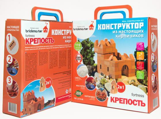 Конструктор Brickmaster Крепость 2 в 1 119 элементов стоимость