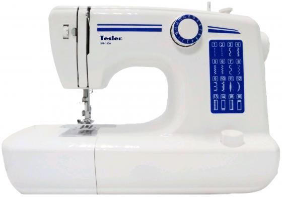 Швейная машина Tesler SM-1620 швейная машина tesler sm 1210