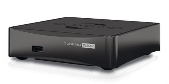 Медиаплеер DUNE HD Solo 4K