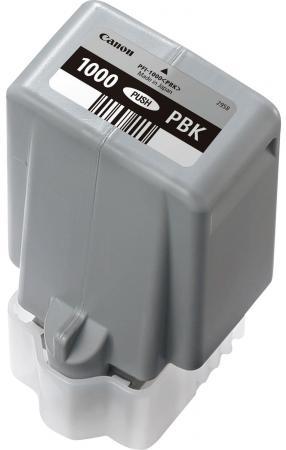 Картридж Canon PFI-1000 PBK для IJ SFP PRO-1000 WFG фото черный 0546C001
