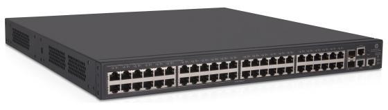 Коммутатор HP 1950-48G-2SFP+-2XGT-PoE+ управляемый 48 портов 10/100/1000Mbps 4хSFP JG963A
