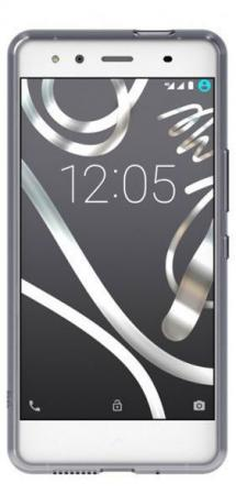 Чехол BQ для BQ Aquaris X5 черный E000635 чехол для смартфона bq aquaris x5 green candy e000643