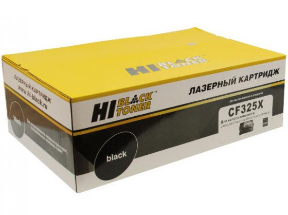 Картридж Hi-Black CF325X для HP LJ M806/M806DN/M806X+/M830/M830Z черный 34500стр недорго, оригинальная цена