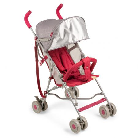 Коляска-трость Happy Baby Twiggy (red) автоаксессуар happy car 15