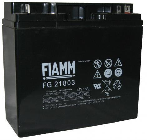Батарея FIAMM FG21803 18Ач 12B