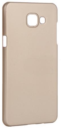 Чехол-накладка Pulsar CLIPCASE PC Soft-Touch для Samsung Galaxy A5 2016 (золотая) аксессуар чехол накладка lenovo a1000 pulsar clipcase pc soft touch black pcc0174