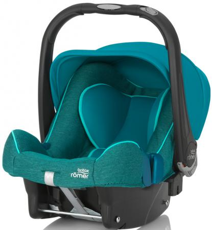 Автокресло Britax Romer Baby-Safe Plus II SHR (green marble highline) цена