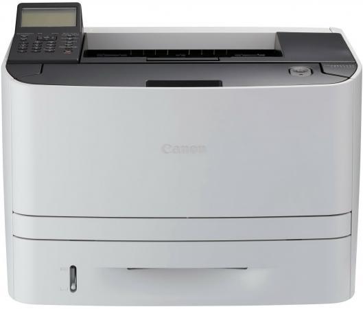 Принтер Canon i-Sensys LBP251DW ч/б A4 30ppm 1200х1200dpii Ethernet WiFi USB 0281C010 принтер canon i sensys colour lbp653cdw лазерный цвет белый [1476c006]
