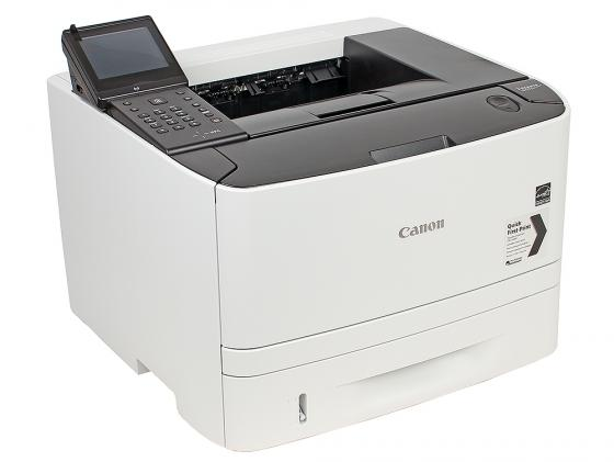 Принтер Canon i-Sensys LBP253X ч/б A4 33ppm 1200х1200dpii Ethernet WiFi USB 0281C001 принтер canon i sensys lbp253x лазерный цвет серый [0281c001]