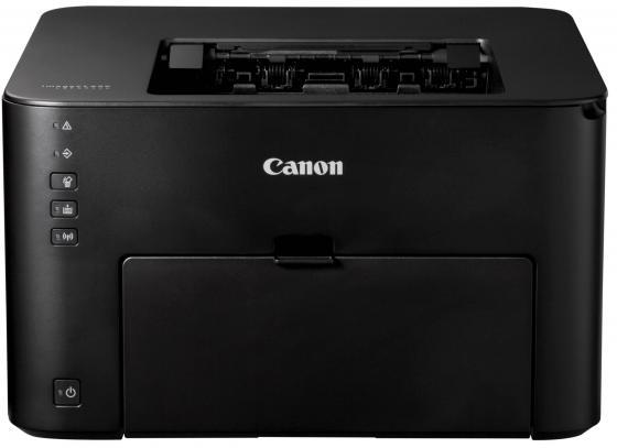 Принтер Canon i-Sensys LBP151DW ч/б A4 27ppm 1200х1200dpii Ethernet WiFi USB 0568C001 canon 712 1870b002 black картридж для принтеров lbp 3010 3020