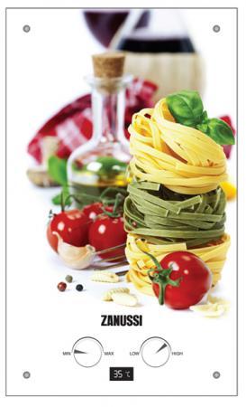 Водонагреватель проточный Zanussi GWH 10 Fonte Glass La Spezia 18.5 кВт