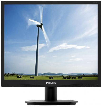 Монитор 19 Philips 19S4QAB/00/01 черный IPS 1280x1024 250 cd/m^2 5 ms DVI VGA Аудио монитор жк philips 19s4qab 00 01 19 черный