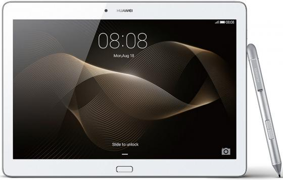 Планшет Huawei MediaPad M2 10.1 16Gb серебристый белый LTE Wi-Fi 3G Bluetooth Android M2-A01L 53015922 планшет huawei mediapad m2 10 1 16gb серебристый белый lte wi fi 3g bluetooth android m2 a01l 53015922