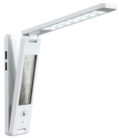 Настольная лампа Fort Automatics TBL-13 серебристый настольная лампа fort automatics tbl 10 белый серебристый
