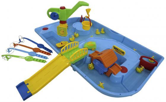 Игра с водой Wader Поймай уточку для 4 игроков 40558  игра с водой wader поймай уточку для 4 игроков 40558