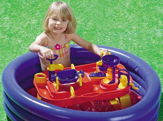 Игра с водой Wader Набор Водный мир 3 40893 игра с водой wader поймай уточку для 4 игроков 40558
