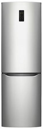 Холодильник LG GA-B409SMQL серый led панели lg 32se3b b