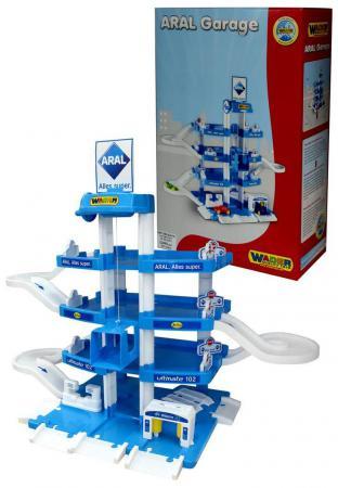 Паркинг Wader ARAL-2 4-уровневый 46086 46093 wader паркинг aral 2 4 уровневый с автомобилями