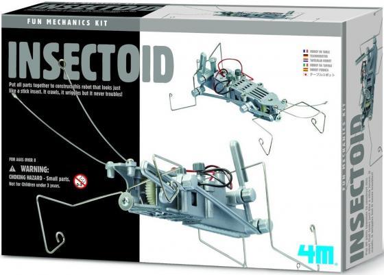 Игровой набор 4M Робот инсектоид 00-03367 насос espa aspri 25 4m