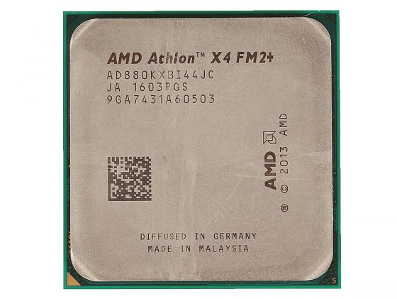Процессор AMD Athlon X4 880K 4.0GHz AD880KXBI44JC Socket FM2+ OEM процессор amd athlon x4 840 oem socket fm2 ad840xybi44ja