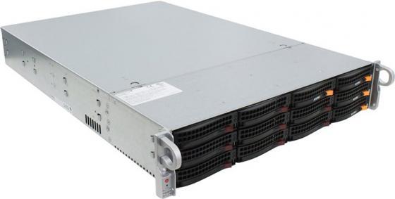 Серверная платформа SuperMicro SYS-6028R-TDWNR серверная платформа supermicro sys 6028r tr
