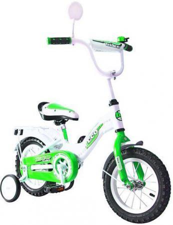 Велосипед двухколёсный Rich Toys Aluminium BA Ecobike зеленый 5411/KG1221