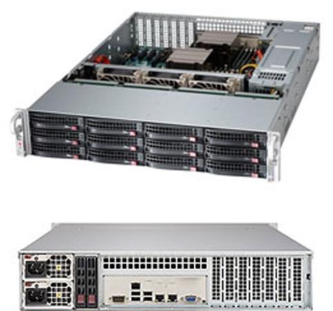 все цены на Серверная платформа SuperMicro SSG-6028R-E1CR12T
