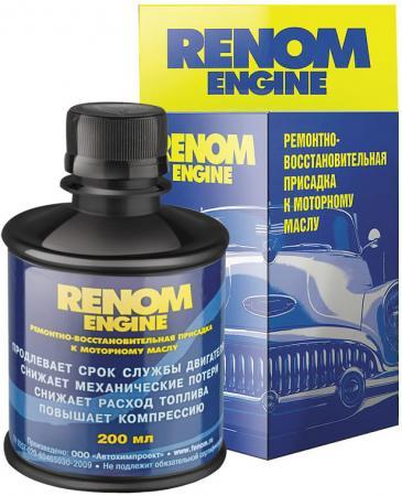 Ремонтно-восстановительная присадка к моторному маслу Fenom FN 710 цена