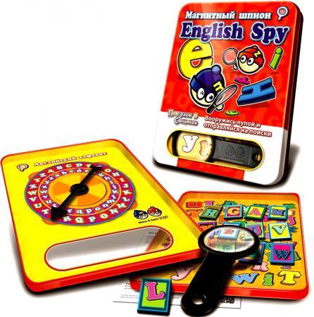Магнитная игра развивающая Mack & Zack SP_ABC English Spy 4897030664113 bumbaram магнитные шашки mack and zack mt002