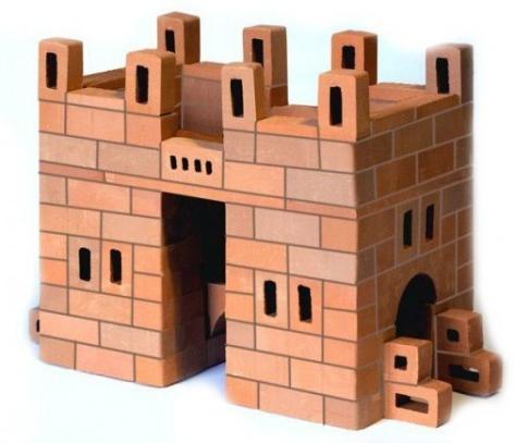 где купить Конструктор Brickmaster Арка 163 элемента 204 дешево