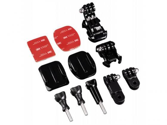 Набор Hama H-4397 для GoPro пластик черный