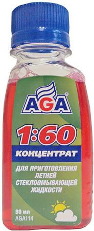 Жидкость для стеклоомывателя AGA 114 button switch a165l aga 12 2 original
