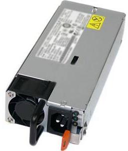 Блок питания 450 Вт Lenovo 4X20G87845 блок питания lenovo thinkserver 450w gold hs redundant power supply for tower 67y2625