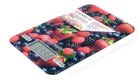 Весы кухонные ENDEVER KS-528 рисунок цена и фото