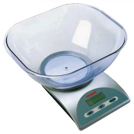 Весы кухонные Bekker BK-1 серебристый молоковарка bekker 1 5l bk 902
