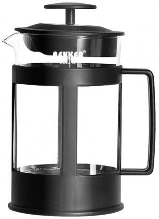 Чайник заварочный Bekker BK-368 0.3 л 0.35 л пластик/стекло прозрачный