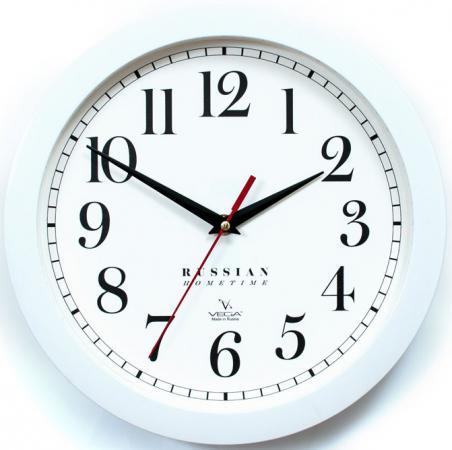 Часы настенные Вега П 1-7/7-271 часы настенные вега п 1 7 7 271 классика