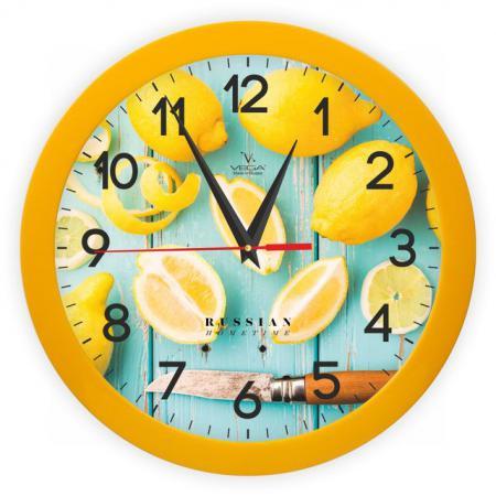 Часы настенные Вега П 1-2/7-260 вега п 1 2 7 118