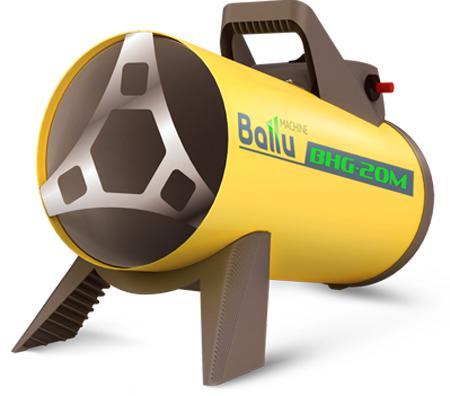 Тепловая пушка BALLU BHG-20M 17000 Вт желтый цена и фото