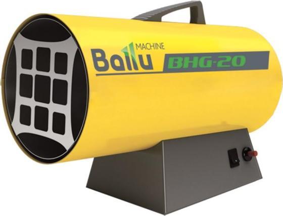 Тепловая пушка газовая BALLU BHG-60 53000 Вт желтый цена и фото