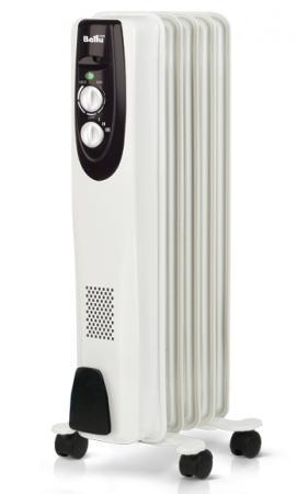 Масляный радиатор BALLU Classic BOH/CL-05WRN 1000 Вт белый масляный обогреватель ballu classic boh cl 05wrn 1000