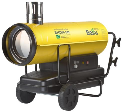 Тепловая пушка BALLU BHDN-50 50000 Вт желтый
