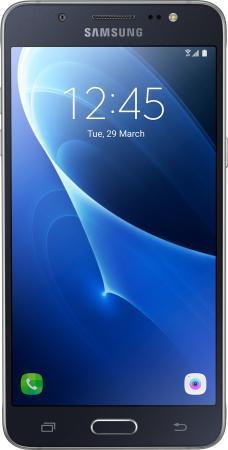 Смартфон Samsung Galaxy J5 2016 черный 5.2 16 Гб NFC LTE Wi-Fi GPS 3G DUOS SM-J510FZKUSER смартфон asus zenfone live zb501kl золотистый 5 32 гб lte wi fi gps 3g 90ak0072 m00140