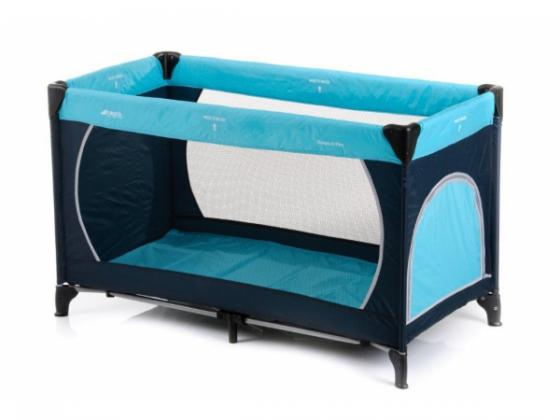 Манеж Hauck Dream'n 'Play Plus (navy/sand/light blue) манеж hauck baby center birdie 607565
