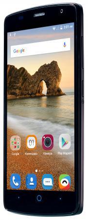 Смартфон ZTE Blade L5 серый 5 8 Гб Wi-Fi GPS 3G смартфон micromax q334 canvas magnus черный 5 4 гб wi fi gps 3g