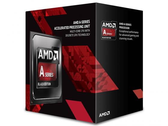 Процессор AMD A8 7670K 3.6GHz AD767KXBJCSBX Socket FM2+ BOX