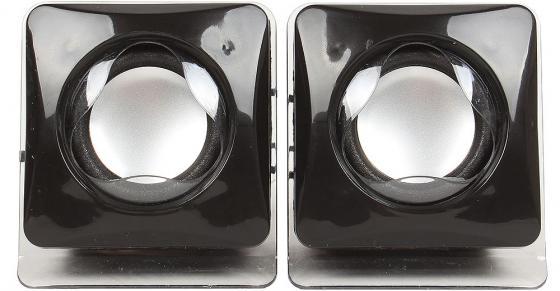 Колонки DEFENDER SPK-35 2x5 Вт USB черный колонки defender spk 210 2x2 вт 220в раз для наушник
