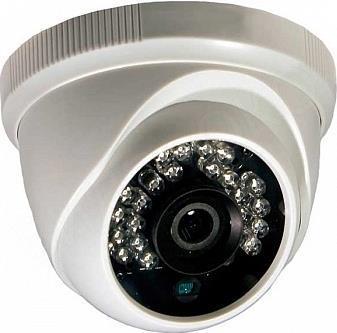 Камера IP Falcon EYE FE-IPC-DPL100P CMOS 1/4 1280 x 720 H.264 RJ-45 LAN белый