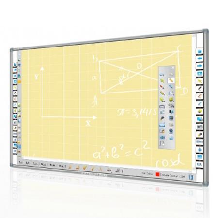 Интерактивная доска 80 ScreenMedia SR-8083 32768х32768 4:3 multi-touch 10 точек
